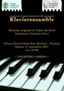 Klavierensemble 1