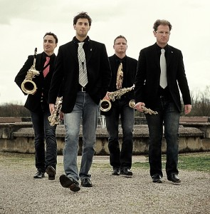MAC Saxophone Quartet - photo 2
